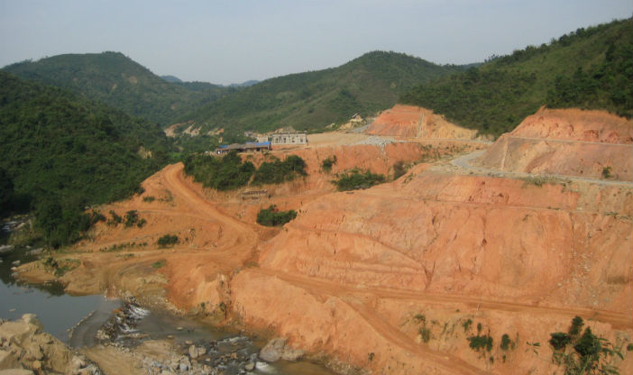 Song Quang Hydropower